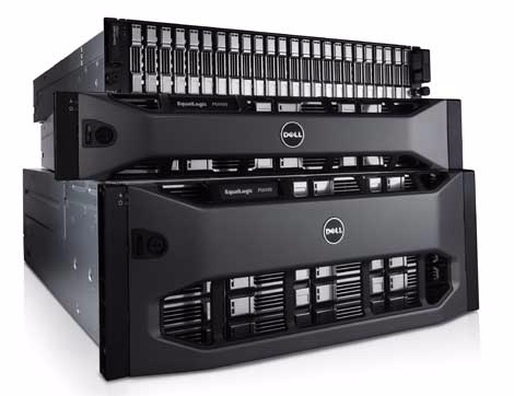 Dell Storages Maintenance